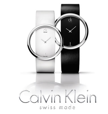 Swiss made Calvin Klein