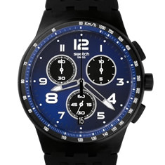 Swiss made Swatch chrono