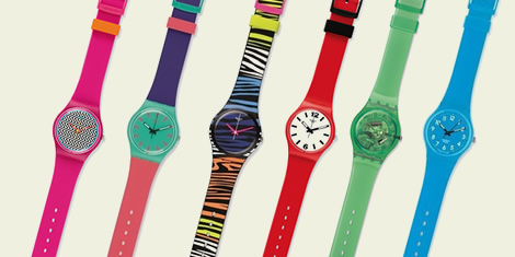 Swiss made Swatch Originals Gent