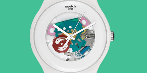 Swiss made Swatch Originals New Gent