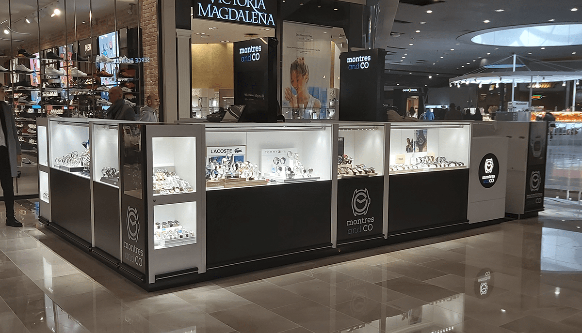 Boutique Montre and Co Montres and Co Blagnac