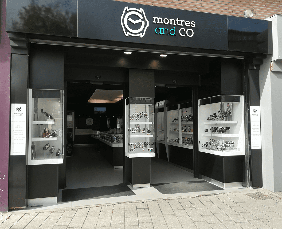 Montres and Co Lyon