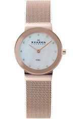 Montre Freja Rose Gold 358SRRD  - Skagen