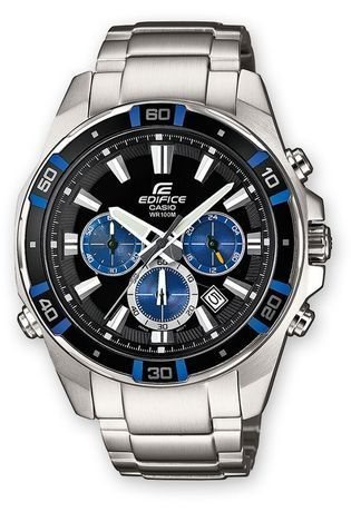 Montre Edifice Super Illuminator EFR-534D-1A2VEF - Casio - Vue 0