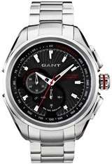 Montre Milford Black Steel W10582 - Gant