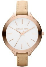 Montre Runway Slim Leather MK2284 - Michael Kors