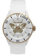 Montre Pop Art Butterfly White ZV 046/1BB - Zadig & Voltaire
