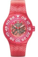 Montre Deep Berry SUUP100 - Swatch