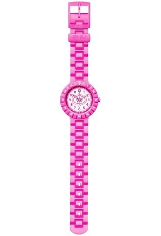 Montre Montre Fille Pink Summer Breeze FCSP012 - Flik Flak - Vue 1