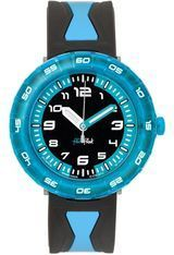 Montre Montre Garçon Get it in blue FCSP016 - Flik Flak