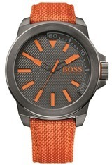 Montre Montre Homme New York Orange 1513010 - Boss Orange