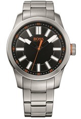 Montre Montre Homme Paris Silver metal 1512990 - Boss Orange