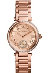 Montre Skylar - Or rosé MK5971 - Michael Kors