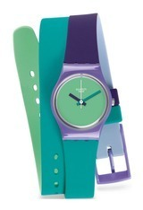 Montre Fun in Blue LV117 - Swatch
