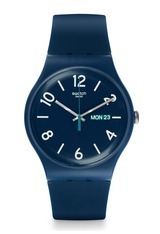 Montre Backup Blue SUON705 - Swatch