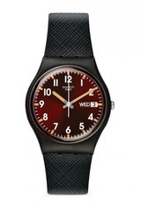 Montre Montre Femme, Homme Sir Red GB753 - Swatch