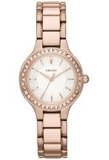 Montre Chambers rose gold NY2222 - DKNY
