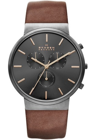 Montre Ancher Chrono SKW6106 - Skagen - Vue 0