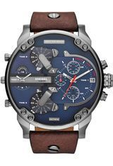 Montre Mr. Daddy brown DZ7314 - Diesel