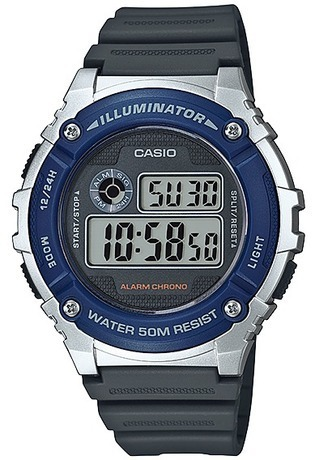 Montre Montre Homme Casio Collection W-216H-2AVEF - Casio - Vue 0