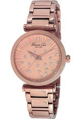Montre Montre Femme Dress Code PVD or rose IKC0019 - Kenneth Cole