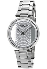 Montre Transparency acier IKC0035 - Kenneth Cole