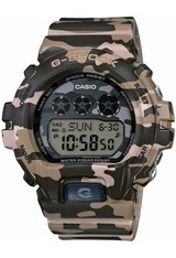 Montre G-Shock S Series Camo GMD-S6900CF-3ER - Casio
