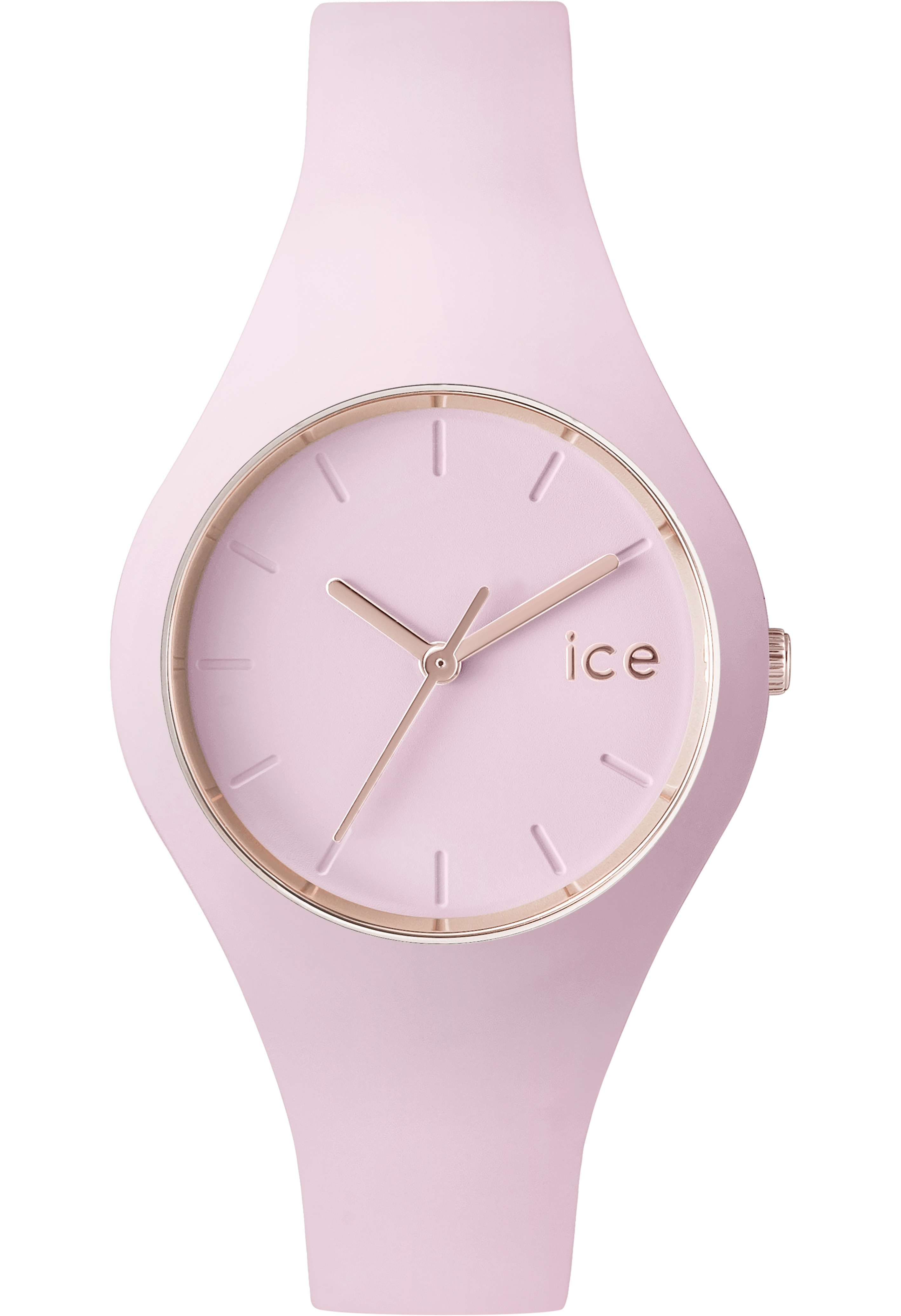 Montre Ice-Watch ICE Glam Pastel - Pink Lady - Small 001065 Doré ... aa4e52fd5a39