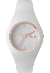 Montre ICE Glam - White Rose Gold - Small ICE.GL.WRG.S.S. - Ice-Watch