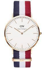 Montre Montre Homme Classic Cambridge 40 mm DW00100003 - Daniel Wellington