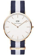 Montre Classic Glasgow 40 mm DW00100004 - Daniel Wellington