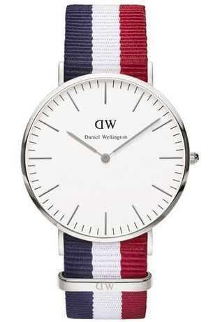 Montre Montre Homme Classic Cambridge 40 mm DW00100017 - Daniel Wellington - Vue 0