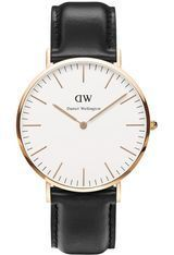 Montre Classic Sheffield 40 mm DW00100007 - Daniel Wellington