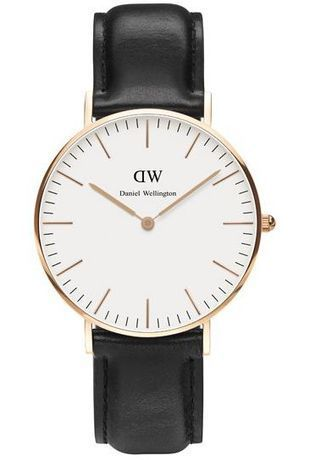 Montre Montre Femme Classic Sheffield 36 mm DW00100036 - Daniel Wellington - Vue 0