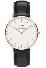 Montre Montre Femme Classic Sheffield 36 mm DW00100036 - Daniel Wellington