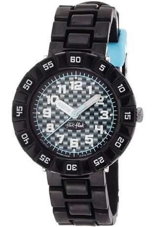 Montre Seriously Black FCSP020 - Flik Flak - Vue 0