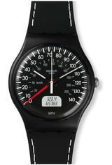 Montre Black Brake SUOB117 - Swatch
