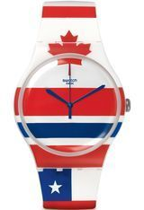 Montre Flagtime SUOW111 - Swatch