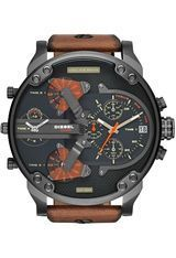 Montre Montre Homme Mr. Daddy 2.0 Brown DZ7332 - Diesel