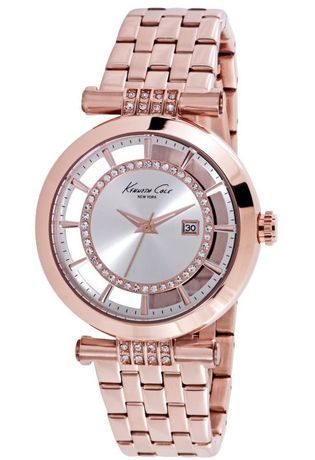 Montre Montre Femme Transparency  10021106 - Kenneth Cole - Vue 0