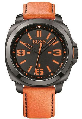 Montre Montre Homme Brisbane Orange 1513098 - Boss Orange - Vue 0