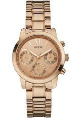 Montre Mini Sunrise Pink Gold W0448L3 - Guess