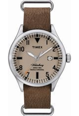 Montre The Waterbury Date TW2P64600D7 - Timex