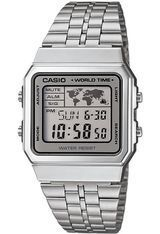 Montre Vintage World Time A500WEA-7EF - Casio