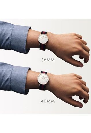 Montre Montre Homme Classic Oxford 40 mm DW00100001 - Daniel Wellington - Vue 4