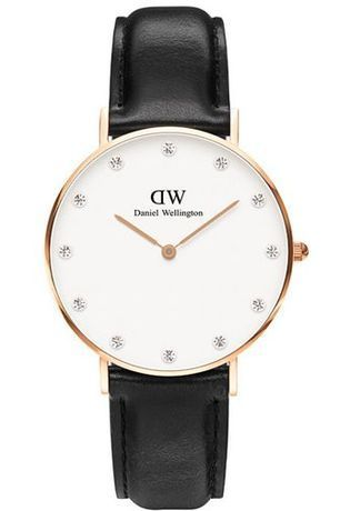 Montre Montre Femme Classy Sheffield 34 mm DW00100076 - Daniel Wellington - Vue 0