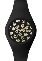 Montre Ice-Skull - Black Gold - Unisex ICE.SK.BGD.U.S.15 - Ice-Watch