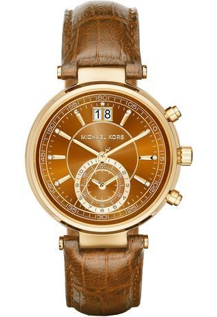 Montre Montre Femme Sawyer Whiskey MK2424 - Michael Kors - Vue 0