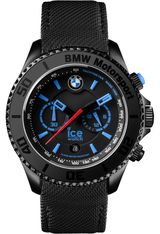 Montre Ice-BMW Motorsport Steel Chrono - Black -Big  001119 - Ice-Watch