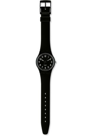 Montre Montre Femme, Homme Black Suit GB247R - Swatch - Vue 1